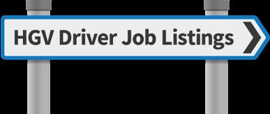 HGV Driver Job Listings