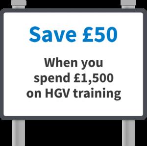 Save £50