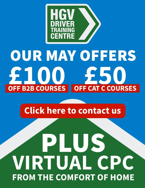 HGV Driver Training Centre Sale